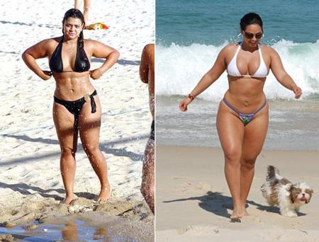 toda boa mulheres gordas nuas