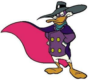 Darkwing Duck (Meu Herói)
