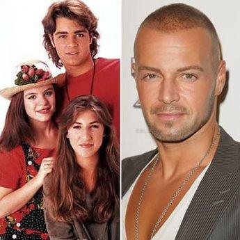 Famoso pelo jargão 'Woww', Joey era o irmão atrapalhado da menina Blossom, vivido pelo ator Joey Lawrence. Depois da série, Joey tentou a carreira como cantor. Eu mal o reconheci... Ficou gostosão ^^