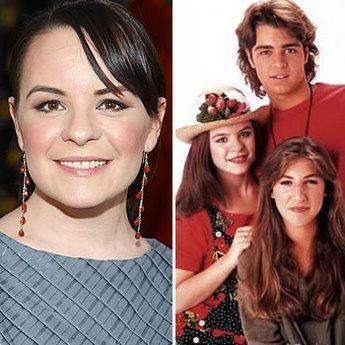 A atriz Jenna von Oÿ interpretava a personagem Six, a melhor amiga de Blossom, que dava nome à série de TV.