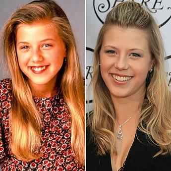 Steph Tanner era a irmã do meio na série 'Três é Demais'. Com tiradas engraçadas, a personagem era vivida pela atriz Jodie Sweetin. E ela acabou de ter um bebê...