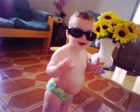 Esse é o Nicholas! LINDÃO!!!